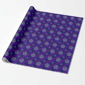Blessed Winter Solstice Gift Wrapping Paper