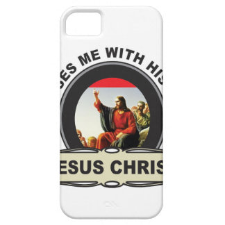 blesses me with his love case for the iPhone 5