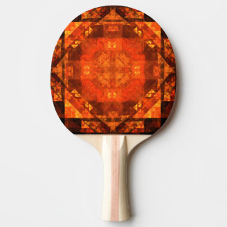 Blessing Abstract Art Ping Pong Paddle