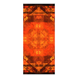 Blessing Abstract Art Rack Card