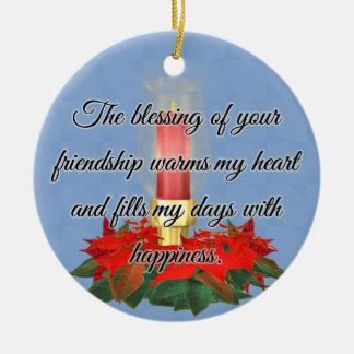 Blessing Of Friendship Ornament