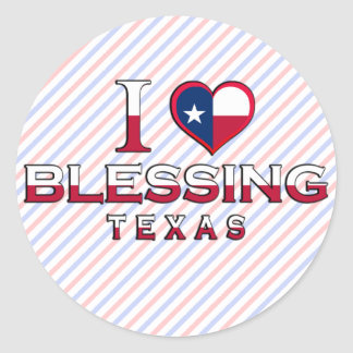 Blessing, Texas Stickers