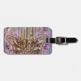 Blessings Luggage Tag