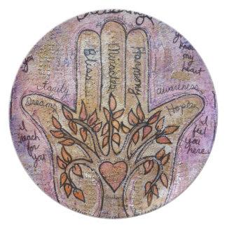 Blessings Plate