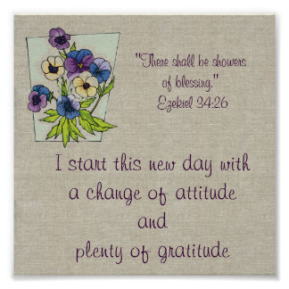 Blessings Print