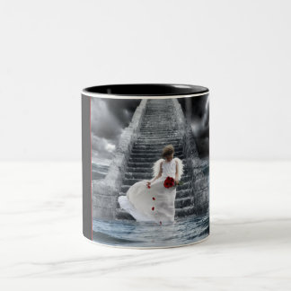 Blessings Two-Tone Coffee Mug