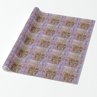 Blessings Wrapping Paper