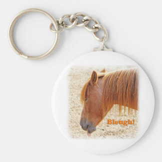 Bleugh!.jpg Basic Round Button Key Ring