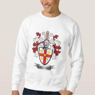Blevins Family Crest Coat of Arms Sweatshirt