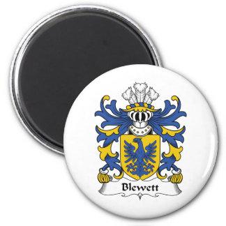 Blewett Family Crest Magnet