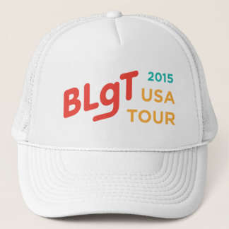 BLgT 2015 USA Tour Trucker Hat
