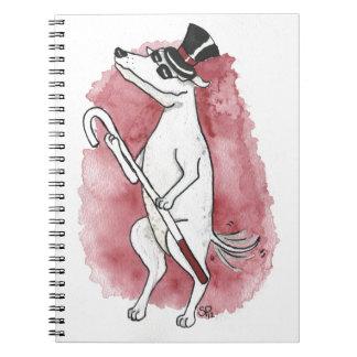 Blind Dog Notebook
