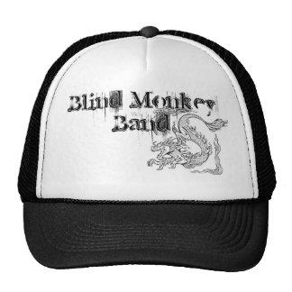 Blind Monkey Band Hat