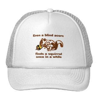 Blind Squirrel Cap