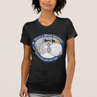 Blind Squirrel Golf T-shirts