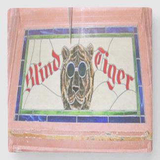 Blind Tiger Pub Charleston, SC. Stone Coaster