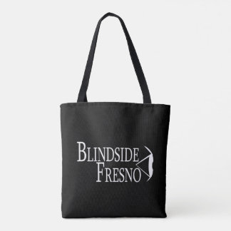 'Blindside Fresno' Tote Bag