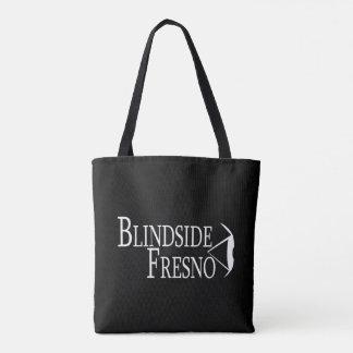 'Blindside Fresno' Tote Bag