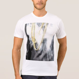 Bling American Apparel Poly-Cotton Blend T-Shirt