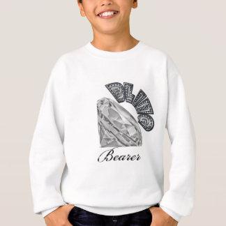 Bling Bearer Wedding Gift Sweatshirt