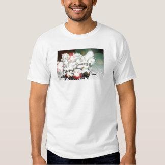 bling Francis tag Tee Shirts