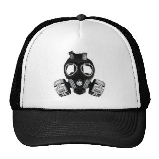 Bling Gas Mask Cap