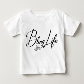 Bling Life Baby Fine Jersey T-Shirt