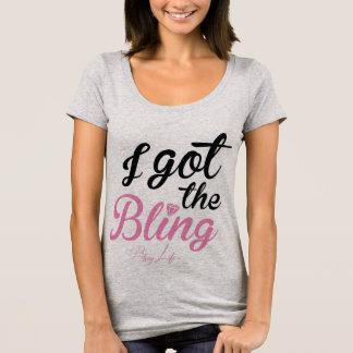 """Bling Life """"I Got the Bling"""" T Shirt"""