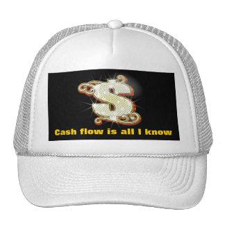 Bling Money Symbol Trucker Hat