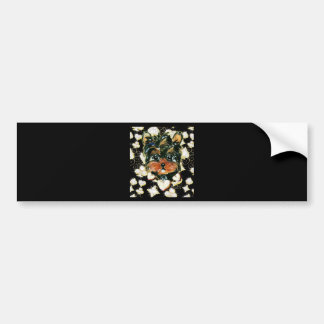 BLING POO BUMPER STICKERS