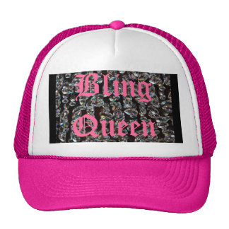 Bling Queen Hat