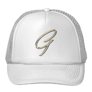 Bling Staplers Monogram Hats