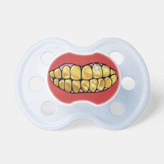 Bling Teeth Dummy