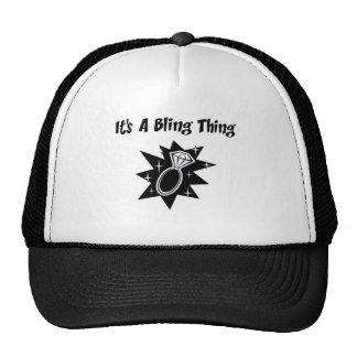 Bling Thing Trucker Hat