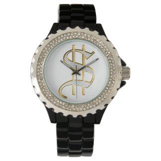 Bling Time Wristwatch