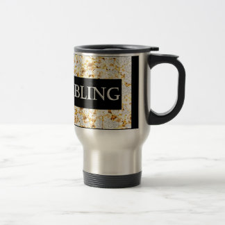 BLING TRAVEL MUG