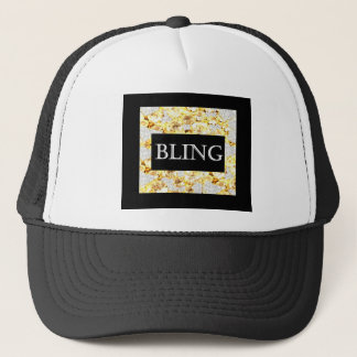 BLING TRUCKER HAT