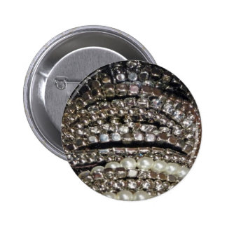 Blingy Pinback Buttons