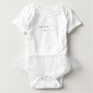 Blink now baby bodysuit