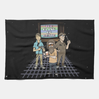 Blink of Death towel