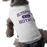 Blissfield - Royals - High - Blissfield Michigan Dog Clothing