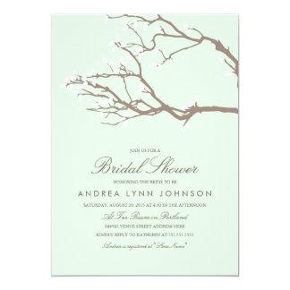 Blissful Branches Bridal Shower Invitation