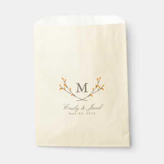 Blissful Branches Favour Bag