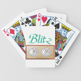 Blizt Bicycle Playing Cards