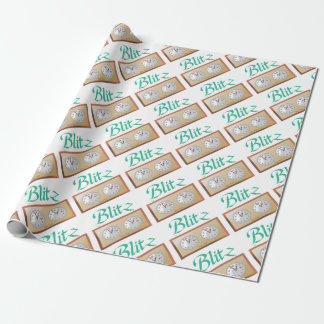 Blizt Wrapping Paper