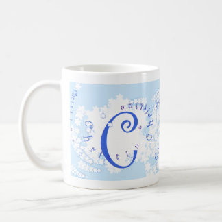 Blizzard - Christine Coffee Mug