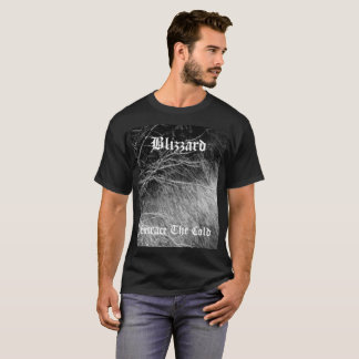 Blizzard - Embrace The Cold t-shirt