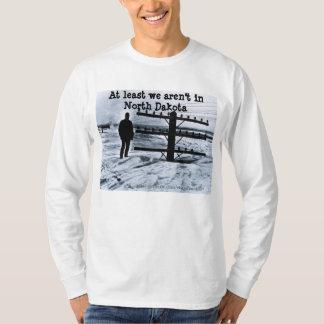 Blizzard in North Dakota T-Shirt