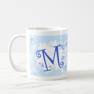 Blizzard - Michael Basic White Mug