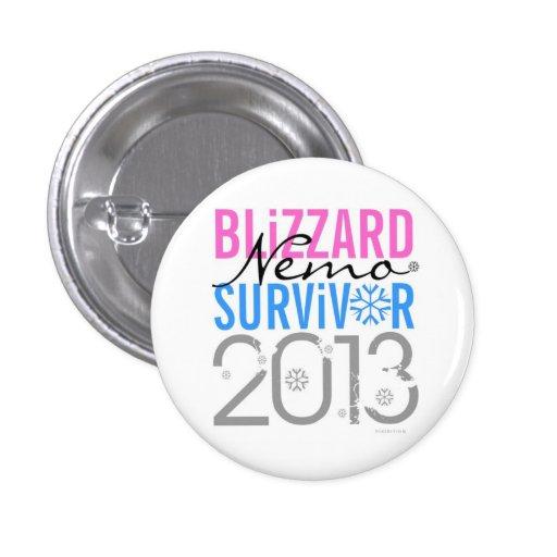 Blizzard Nemo Survivor 2013 Button 6